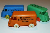 "France ""Peugeot D3A"" fourgons"