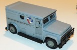 "Dinky Toys GMC fourgon blindé ""Brink's"" version mexicaine avec marquages"