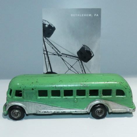 Arcade AFC car (petit modèle) en route vers Bethlehem !