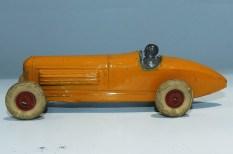 Lincoln Miller (grande taille) superbe ! auto jaune !