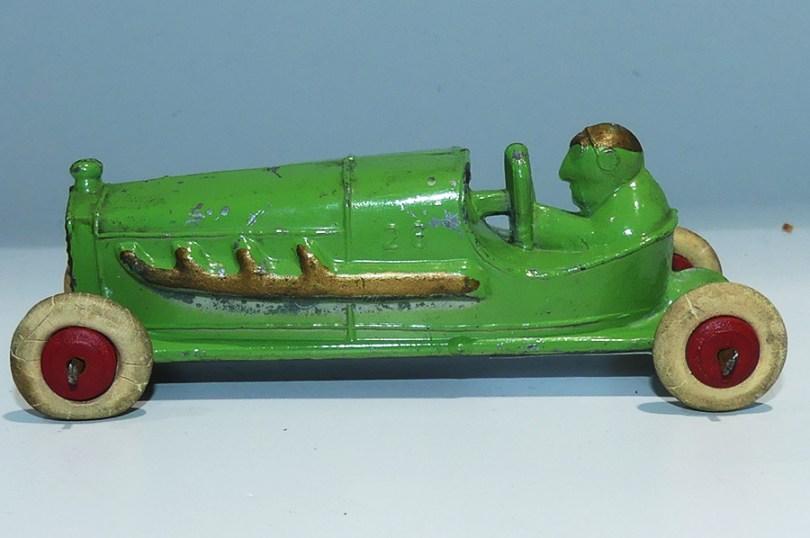 "Kansas ""bear cat"" rare auto ! grande taille 1/41 environ"