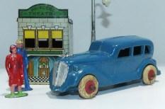 "Barclay berline "" 1/45 environ rare modèle"