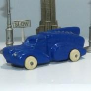 "Le futurisme vu par ""Futuristic"" camion citerne ""Super Oil"" 1/50"