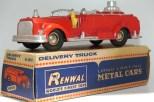 Renwal (zamac) camion de pompier