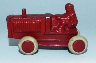 Savoye tracteur lourd