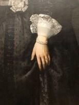 Rembrandt portrait d'Oopjen Coppit