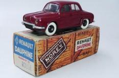 Norev Renault Dauphine avec mécanisme à frictions