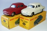 Dinky Toys Renault Dauphine avec vitrage