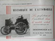 Desormeaux publicité 24 rue de Meaux 75019