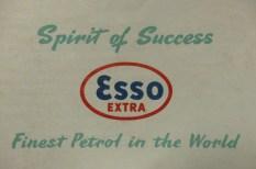 catalogue Esso publicitaire avec palmarès