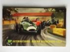 livret contenant les succés de l'année 1958 des autos aux couleurs BP