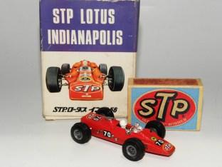 """Safir Champion et kit japonais de la Lotus turbine """"STP"""""""
