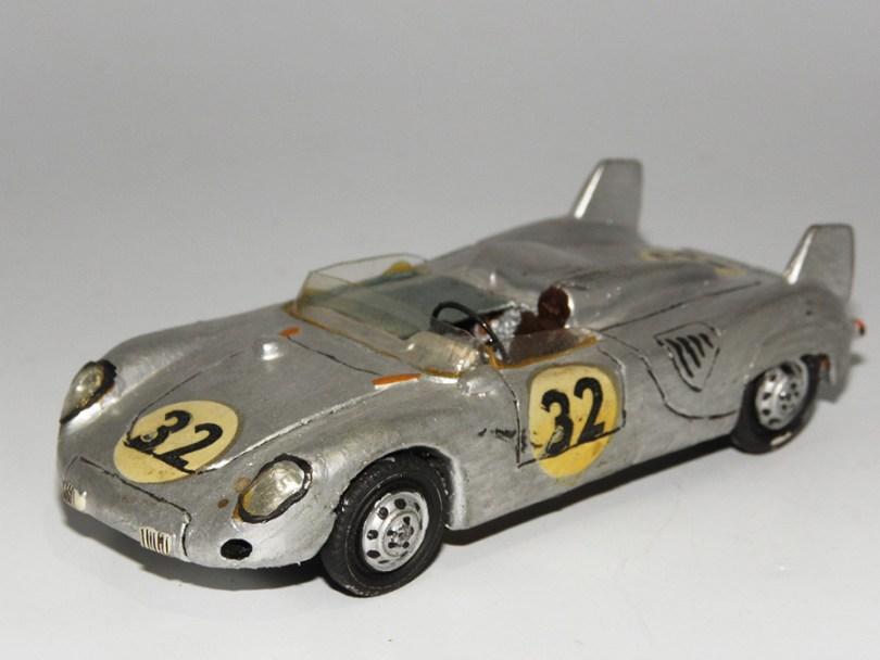 RD Marmande Porsche 4cyl. 1500 barquette Le Mans 1957