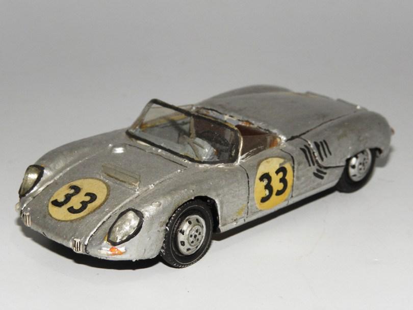 RD Marmande Porsche 4cyl. barquette Le Mans 1962