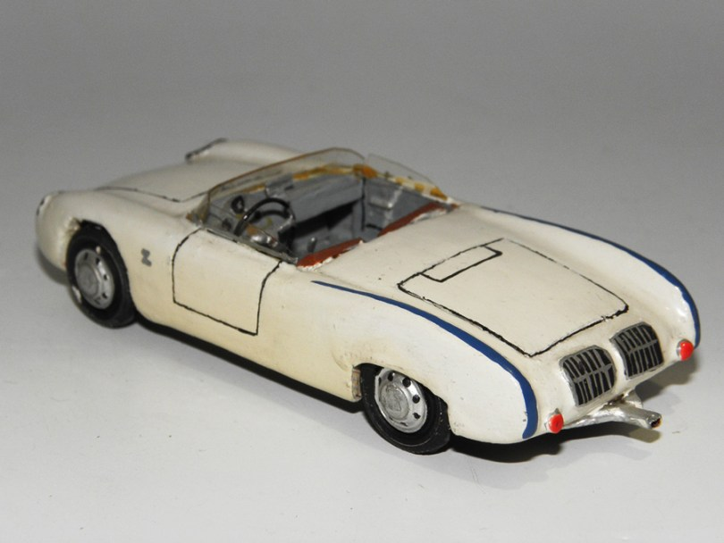 RD Marmande Porsche 1500 ZAGATO 1958 barquette