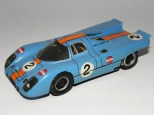 RD Marmande Porsche 917K Gulf Daytona 1970