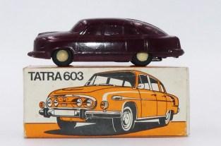 Igra Tatra 603 bakélite