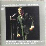 """Jacques Brel """" Les Bourgeois"""""""