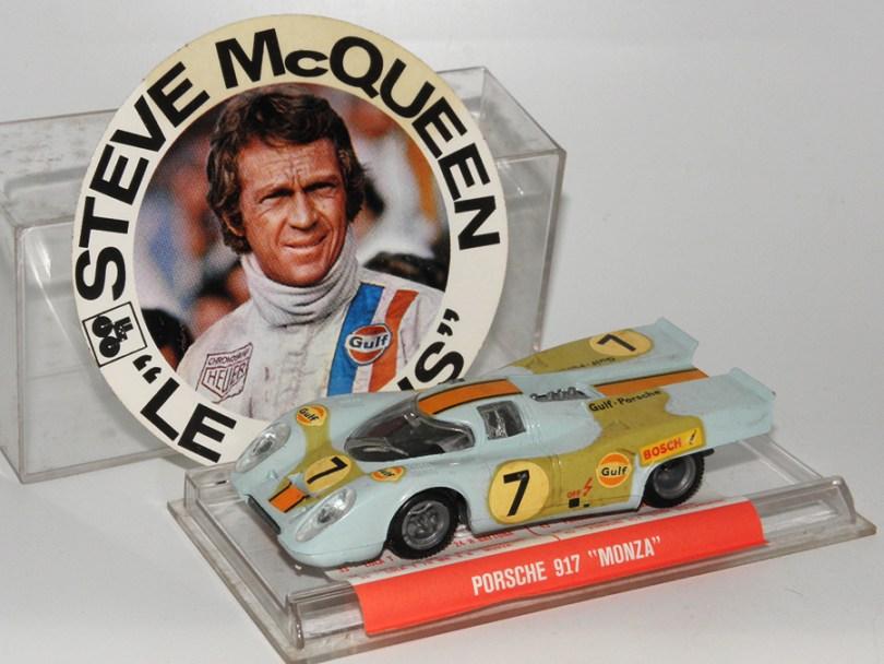 Safir Champion Porsche 917K Gulf 1000kms Monza 1970