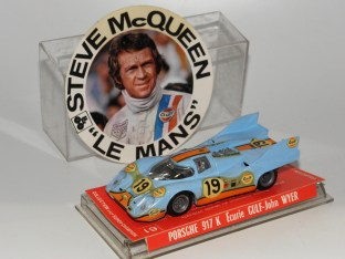 Safir Champion Porsche 917K Gulf Le Mans 1971