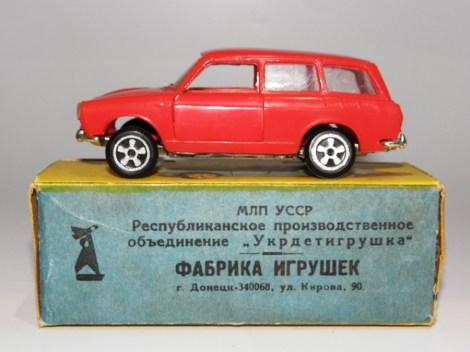 URSS (Ex Politoys) Volkswagen 1600 variant