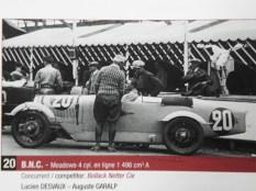 BNC Le Mans 1929