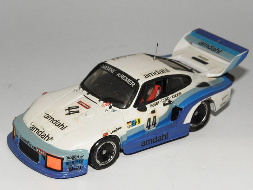 Record Porsche 935 Kremer Le Mans 1978