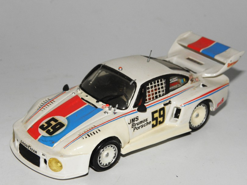 Record Porsche 935 Brumos IMSA