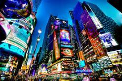 New York ça brille mais où est la nature ?