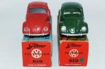 Tekno Volkswagen 1200'58 let 1200'63 (avec ou sans clignotants sur les ailes)
