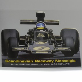 "Lotus 72 ""JPS"" Ronnie Peterson à l'attaque !"