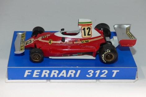 Champion Ferrari 312T 1975