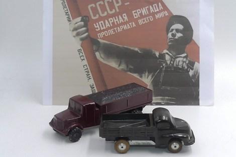 Igra et Smer Skoda et Tatra 111 aux ordres du parti
