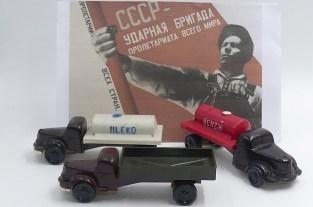 Smer Tatra T148 camions et idéal communiste