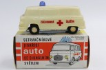 Igra Barkas fourgon ambulance