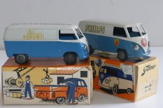 """Tekno Volkswagen Kombi """"Oké Vademecum"""" (Suède)"""" et """"Philips"""""""