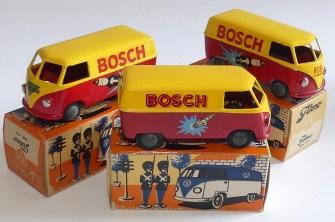 """Tekno Volkswagen Kombi """"Bosch"""""""