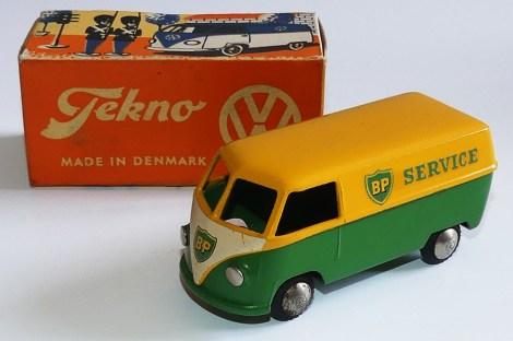 """Tekno Volkswagen Kombi """"BP"""""""