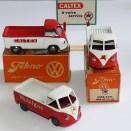 """Tekno Volkswagen pick up """"Caltex"""" et Mobiloil"""""""