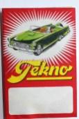 Tekno catalogue export