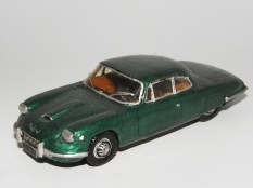 RD Marmande Panhard CD coupé 1965 produite en 1965 par Raymond Daffaure.