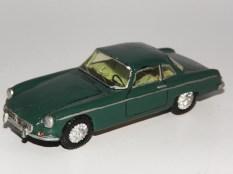 RD Marmande MG B coupé GT 1965 produite en 1965 par Raymond Daffaure