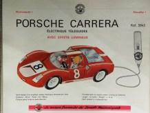 Joustra publicité pour la Porsche Carrera 6
