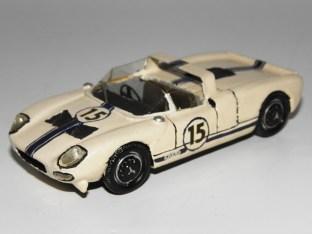 RD Marmande Ford GT 40 Le Mans 1965 produite en 1965