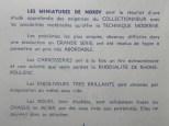publicité Norev vantant le Rhodialite