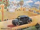 extrait du catalogue Norev : Renault 4cv