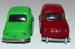 ICIS Fiat 600 et Fiat 500
