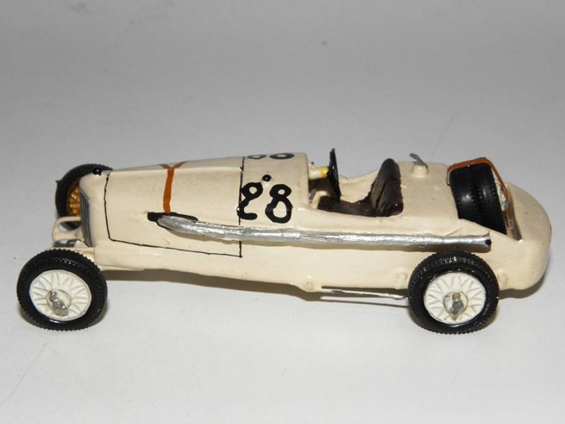 RD Marmande Mercedes Benz 4,5L 1er GP ACF 1914