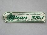 Norev étiquette Rilsan précision et résistance