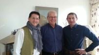 Notre père, Bernard Espinasse et ses deux fils